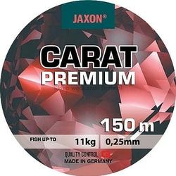 Żyłka uniwersalna JAXON CARAT Premium przezroczysta 0,14mm 4kg 150m