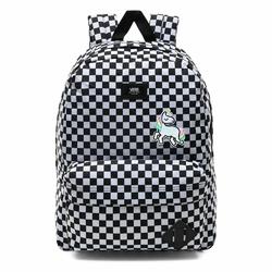 Plecak szkolny Vans Old Skool III - VN0A3I6RHU0 - Custom Rainbow Unicorn