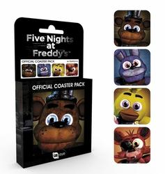 Five Nights at Freddys - podstawki pod kubek