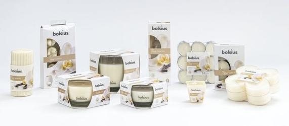 Bolsius true scents, wanilia, dyfuzor zapachowy 45ml