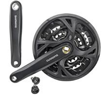 Mechanizm korbowy shimano fcm371c422cl z osłoną 170mm