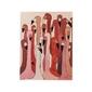 Kare design :: obraz touched flamingo meeting 120x90cm