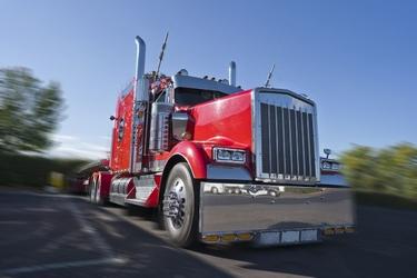 Fototapeta ciężarówka 3587