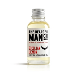 Bearded man co - olejek do brody sycylijska cytryna - sicilian lemon 30 ml
