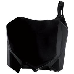 Acerbis honda plastron crf 250  450; 09-13 czarny