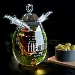Butelka cruet do oliwy i octu
