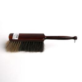 Zmiotka  miotełka drewniana włosie końskie starmann