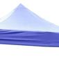 Dach do pawilonu o wymiarach 3x3m niebieski 292 cm