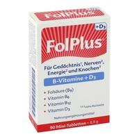 Folplus+ d3 tabletki