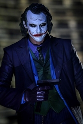 Batman - joker - plakat wymiar do wyboru: 29,7x42 cm