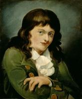 Reprodukcja self-portrait, william turner