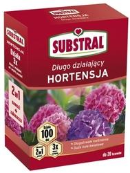Nawóz zakwaszający do hortensji – 100 dni – 2w1 – 1 kg substral