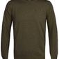 Elegancki zielony sweter prufuomo z delikatnej wełny merynosów xl