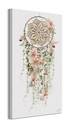 Orchid dreamcatcher - obraz na płótnie