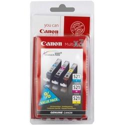 Canon colorpack cli521 cli-521cmy