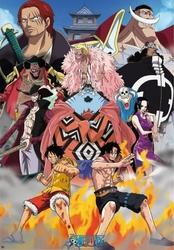 One Piece - Marine Ford - plakat