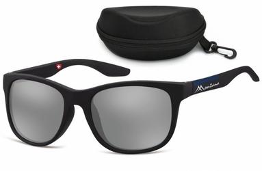 Okulary  nerdy montana polaryzacyjne lustrzane ms313d