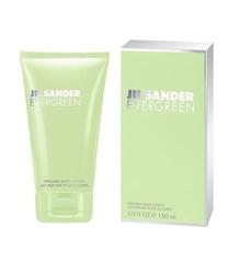 Jil sander evergreen perfumy damskie - balsam do ciała 150ml