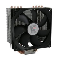 Lc-power wentylator cpu  lc-cc-120 multi-socket 180w 1400rpm      pwm aluminium + miedź 55 cfm
