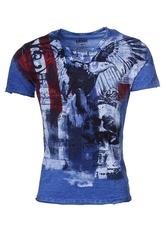 Crsm t-shirt męski - 16008-1