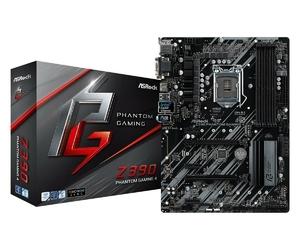 ASRock Płyta główna Z390 Phantom Gaming 4 s 1151 4DDR4 HDMIDVIDSUBM.2 ATX