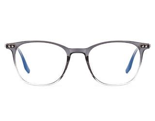 Okulary do komputera z filtrem blue light zerówki 2545-2