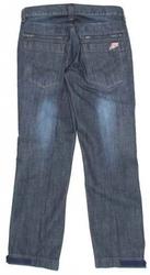 Spodnie 115 jeans piston kolor niebieski- bez ochraniaczy
