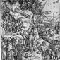 Reprodukcja the martyrdom of the ten thousand, albrecht durer