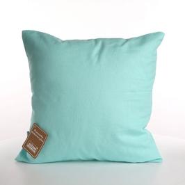 Poszewka na poduszkę dekoracyjna altom design jasnoniebieska 40 x 40 cm