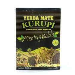 Yerba mate kurupi ziołowa 0,5kg