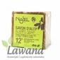 Mydło oliwkowo-laurowe aleppo 170g 12 oleju laurowego najel