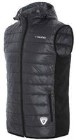 Kamizelka viking bart vest man szara