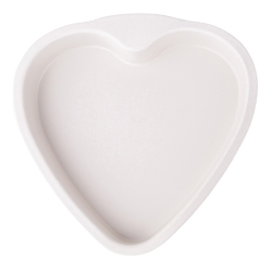 Forma  blacha do pieczenia ciasta snb caffe creme serce