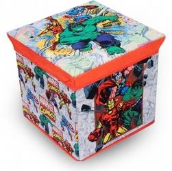 Pudełko pojemnik avengers pufa