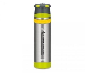 Termos ekstremalny mountain thermos 900 ml stalowyzielony