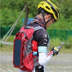 Plecak solarny
