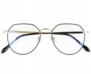 Okulary lenonki z filtrem światła niebieskiego do komputera zerówki 2536-1