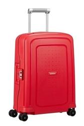 Walizka kabinowa samsonite scure 55 cm - capri red stripes || czerwony
