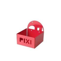 Pojemnik  półeczka pixi - czerwony mrówkojad