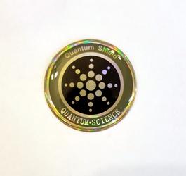 Quantum shield zestaw 6 szt. - neutralizator promieniowania elektromagnetycznego emf