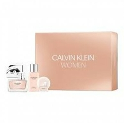 Set calvin klein women w edp 50ml + blo 100ml + edp 5ml