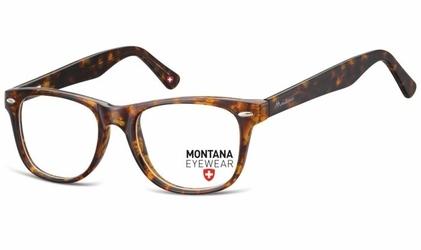 Oprawki optyczne korekcyjne nerdy wayfarer montana ma61a panterka
