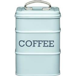 Pojemnik na kawę kitchen craft miętowy lncoffeeblu