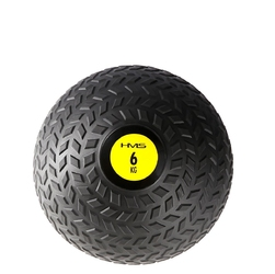 Piłka slam ball 6 kg pst06 - hms - 6 kg