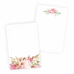 Ozdobne karty do journalingu Love in Bloom 10 szt.