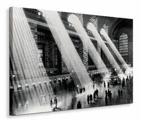 Grand Central Station - Obraz na płótnie