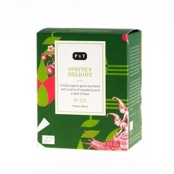 Paper  tea - sprites delight - herbata 15 saszetek