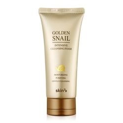Skin79 oczyszczająca pianka do twarzy golden snail intensive cleansing foam