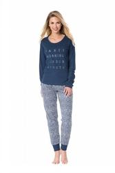 Rossli sal-py-1076 piżama damska