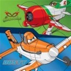 Magiczny ręcznik 30x30 detexpol samoloty